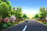 公路绿化注意事项