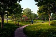 公园绿化的作用