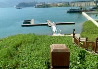 金海湖景观小品工程