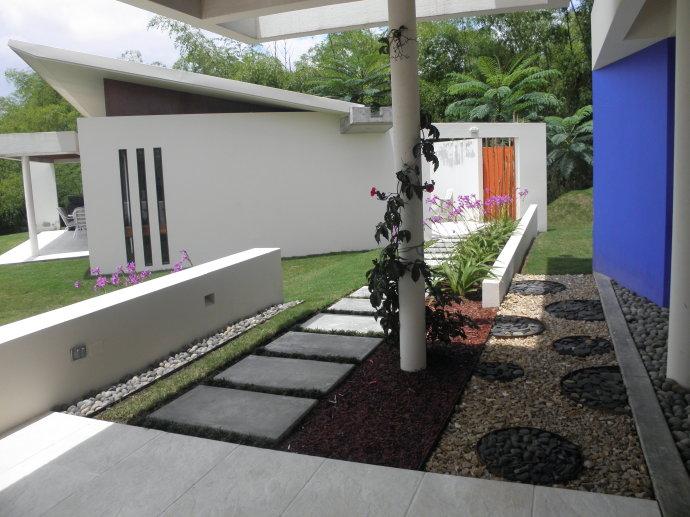 景观设计精品展示:别墅庭院景观