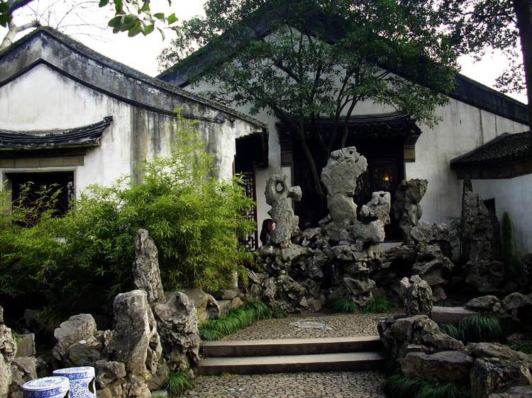 私家园林赏析:苏州留园