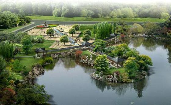 亚格筑景 景观设计公司