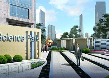 北京科技园景观设计
