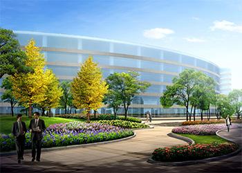 北京IDC数据中心景观设计
