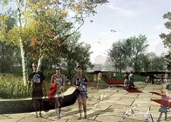 宁官广场景观设计案例展示