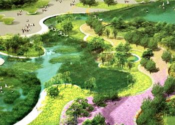 大潘森林公园景观设计案例展示