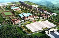 武警北京指挥学院景观设计