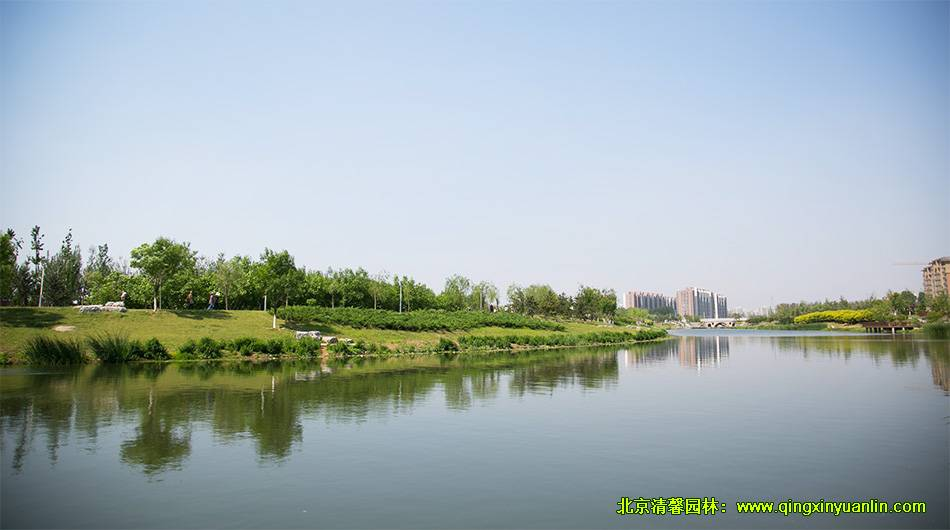 公园景观设计 度假村景观设计