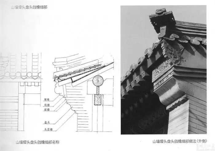 四合院铺装设计图展示
