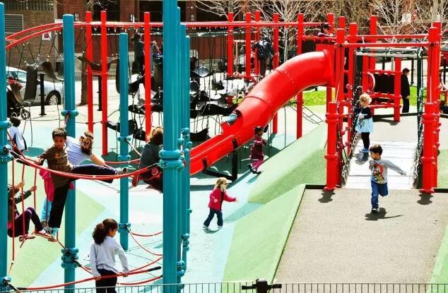 玛丽巴特莫公园景观设计图赏析