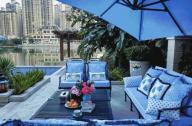 住宅景观设计赏析:惠州龙光城景观软装