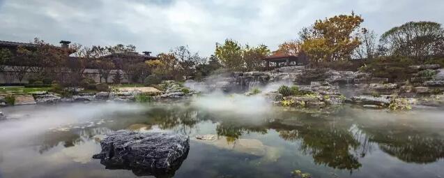 [北京 · 万科观承别墅景观图