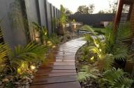 花园小道景观设计方法