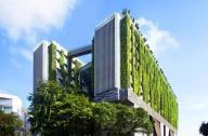 新加坡艺术高中学校景观设计