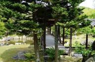 佛寺园林建造手法