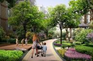 楼盘园林如何设计?没有最好的景观设计,只有最贴切的景观设计