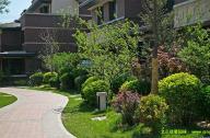 现代四合院的园林设计:富有一种高贵的历史感!